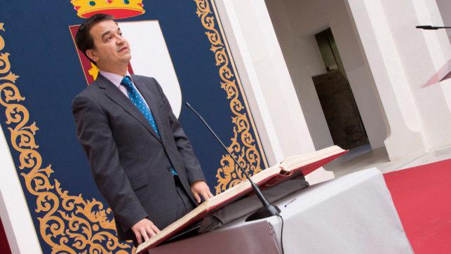 Francisco Martínez Arroyo - Consejero de Agricultura, Medio Ambiente y Desarrollo Rural de Castilla-La Mancha.
