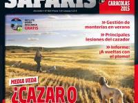 Caza y Safaris Agosto del 2015
