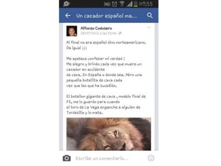 R-Captura Facebook Alfonso Codosero