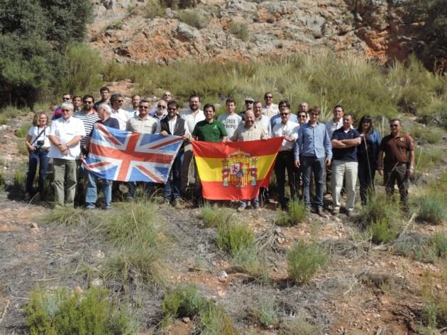 jornadas hispano británicas de ciencia y caza