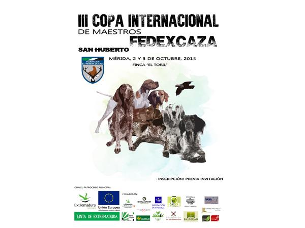 R-Cartel III Copa Maestros San Huberto
