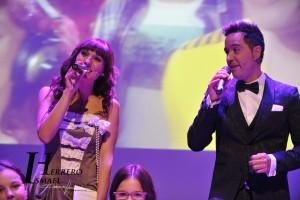 Juan D y Beatriz sonrisas dulces