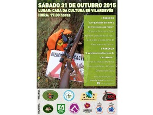 R- jornadas Mesa galega por la caza