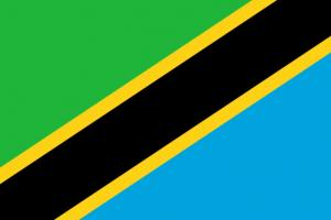 bandera tanzania
