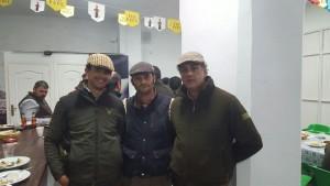 3 piedra luenga - monteros encinasola - monteria