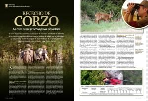 caza y deporte corzo