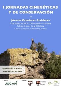 jorndas jovenes cazadores andaluces