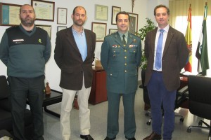 reunion fedexcaza - guardia civil caceres