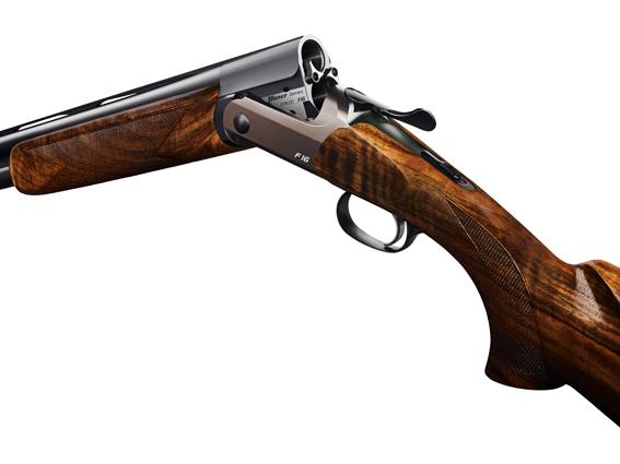 R Blaser F16 escopeta