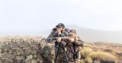 4 vanguard accesorios caza