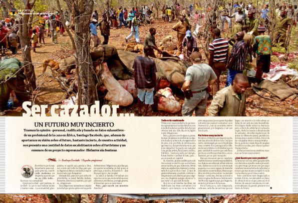 en portada africa