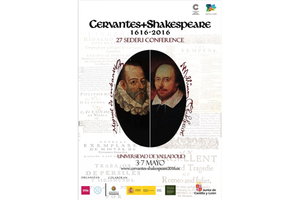 R cervantes - shakespeare