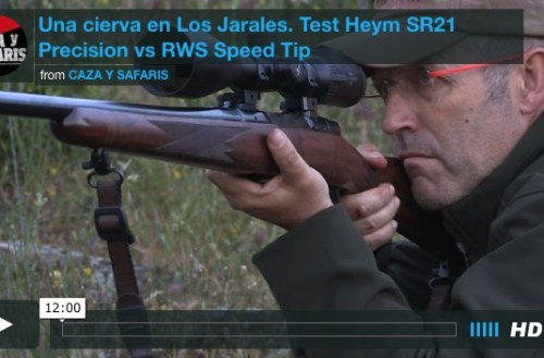 Test Heym SR21 Precision vs RWS Speed Tip en 'Los Jarales'