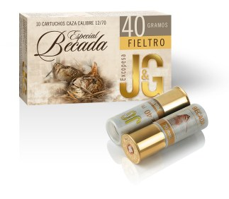 Especial Becada fieltro 40g