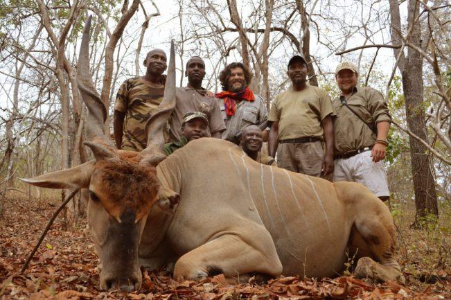 tanzania eland de Patterson