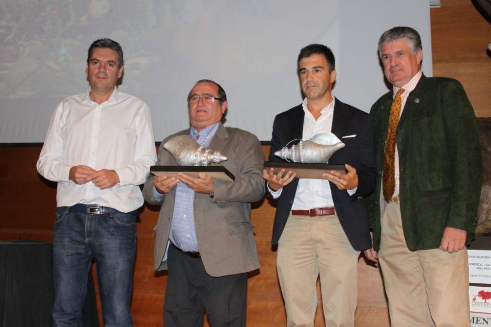 Caracola de plata a la mejor montería en abierto: 'Los Espartales/Navas Berrocal'