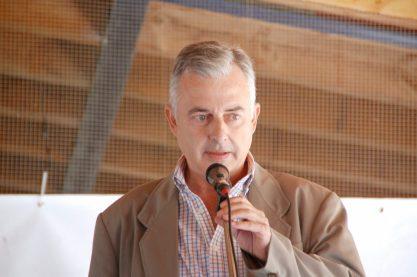 Juan Caballero, presidente de ATICA