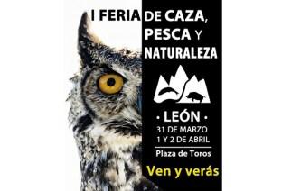 I Feria de Caza, Pesca y Naturaleza de León