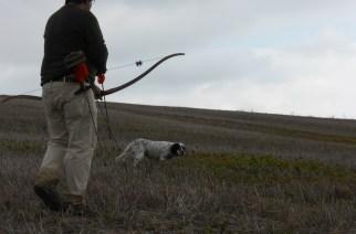Caza menor: la gran escuela de la caza con arco