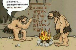 No importa cuánto evolucione el hombre…