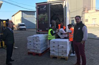 El sector cinegético dona 1500 kg de carne al Banco de Alimentos
