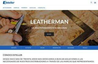 Esteller estrena nueva página web y nuevo canal de Facebook