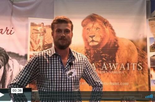 Africa Awaits en Cinegética 2017