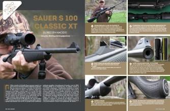 En el punto de mira. Sauer S 100 Classic XT… El recién nacido