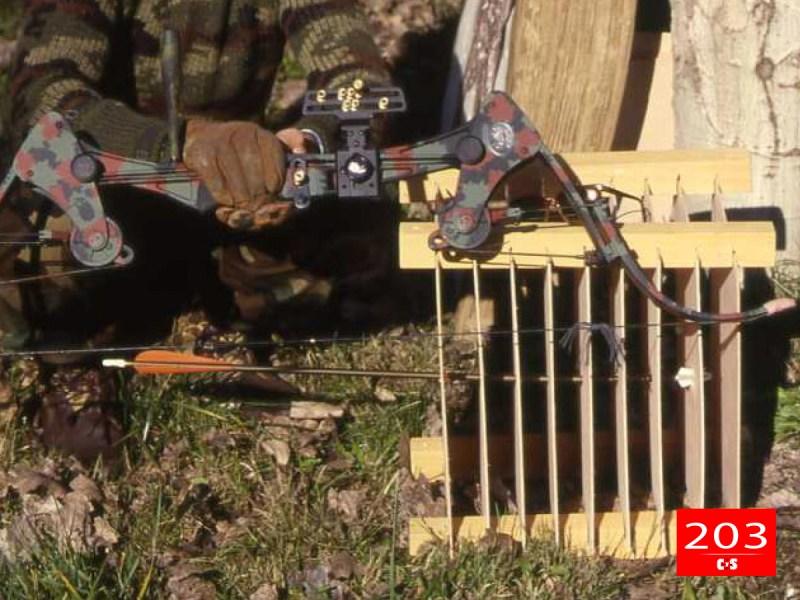 flechas de caza mayor