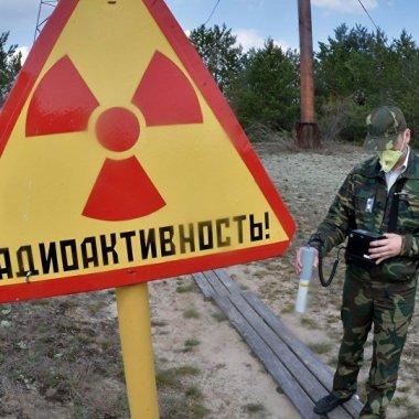 trofeo alces y ciervos Chernóbil