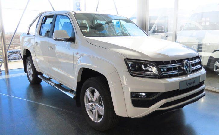 Volkswagen Amarok Km 0 al mejor precio
