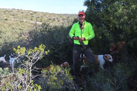 engrandecen la caza