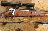 un rifle cualquiera