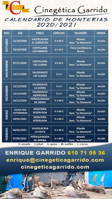 Cinegética Garrido