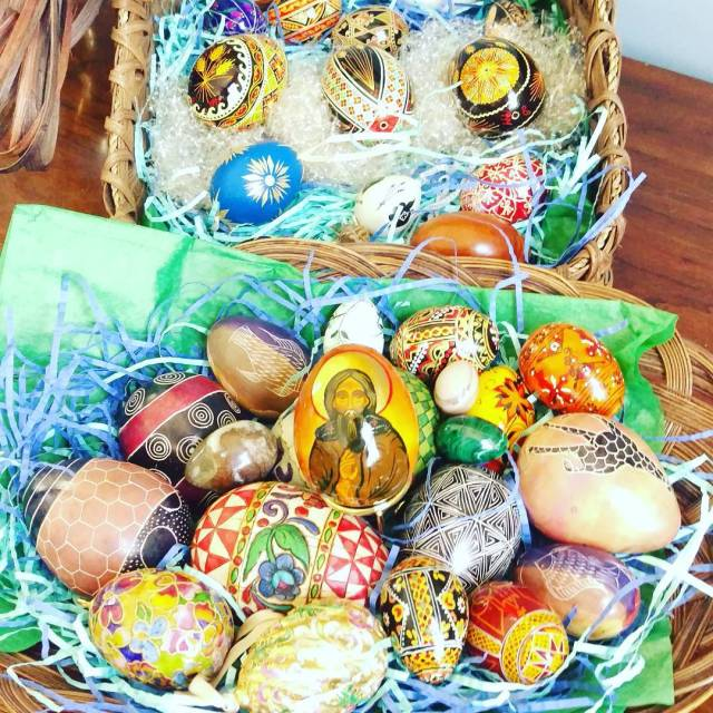 easter eggs Diane Monger will have a special childrens timehellip