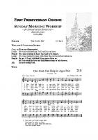 Bulletin for 06-28-20