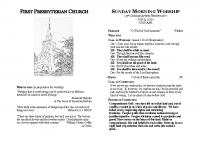 Bulletin for 07-05-2020