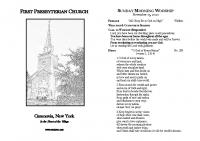 Bulletin 11-15-20