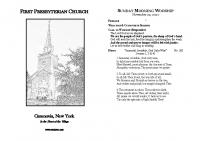Bulletin 11-22-20