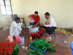 Fruit processing unit at KVK, Pali