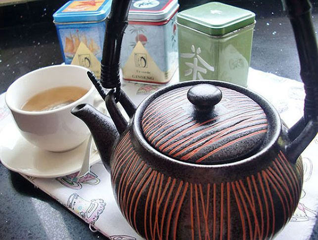 ¿Nos tomamos un té?