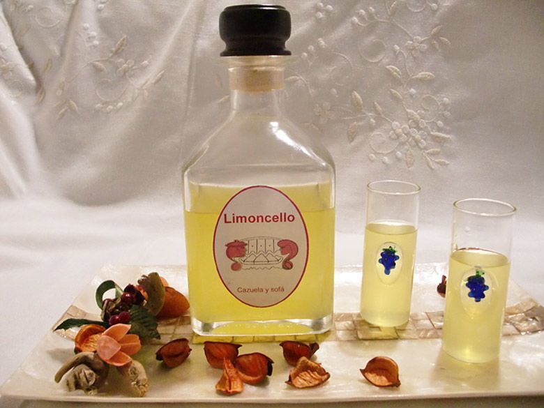Cómo hacer limoncello casero