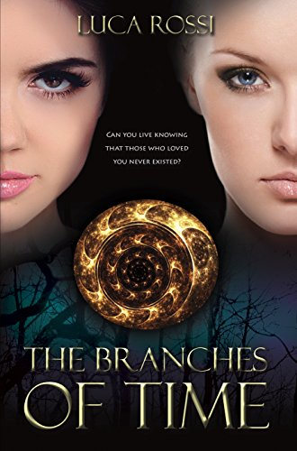 The Branches of Time - Luca Rossi - Book Cover