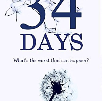 34 Days - Anita Waller - Book Cover