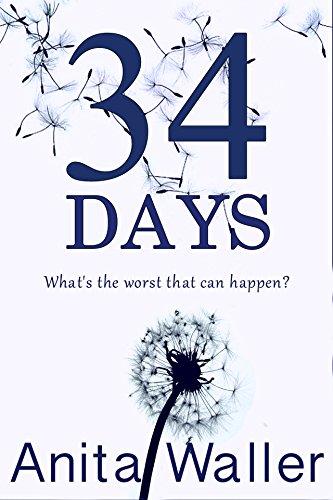 34 Days - Anita Waller - Book Cover