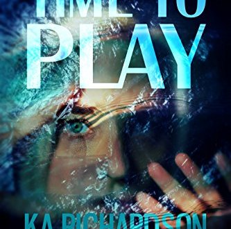 Time to Play - KA Richardson - Book Cover