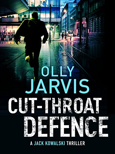 Cut-Throat Defence - Olly Jarvis - Book Cover
