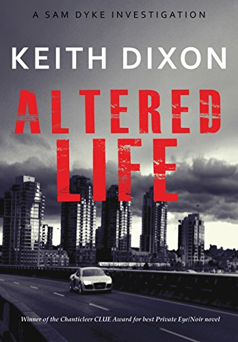 Altered Life - Keith Dixon - Book Cover