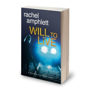Will to Live - Rachel Amphlett - 3D Book Cover