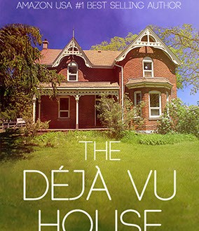The Deja Vu House - Doug Simpson - Book Cover